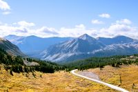 山口 Cottonwood Pass